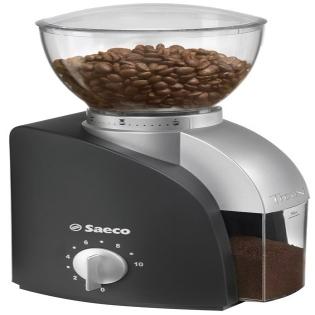 Cafetiere espresso stainless et noir